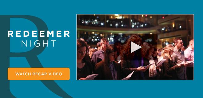 Watch the Redeemer Night Recap Video